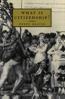 What is Citizenship?, Paperback Book
