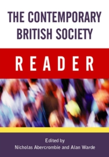 The Contemporary British Society Reader, Paperback