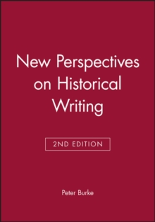 New Perspectives on Historical Writing, Paperback