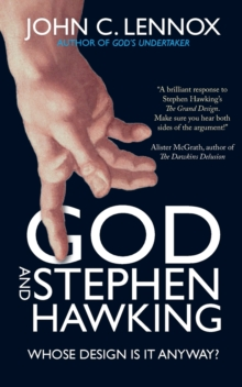 God and Stephen Hawking : Whose Design is it Anyway?, Paperback