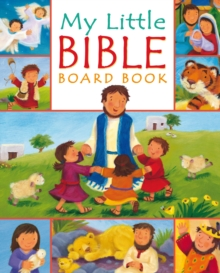 My Little Bible Board Book, Board book