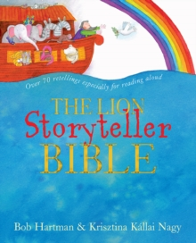 The Lion Storyteller Bible, Mixed media product Book