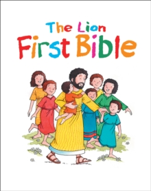 The Lion First Bible, Paperback Book