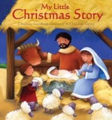 My Little Christmas Story, Paperback Book