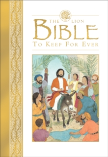 The Lion Bible to Keep for Ever, Hardback