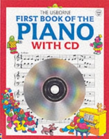 The Usborne First Book of the Piano, Mixed media product