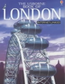 The Usborne Book of London, Paperback Book