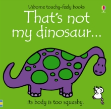 That's Not My Dinosaur, Board book