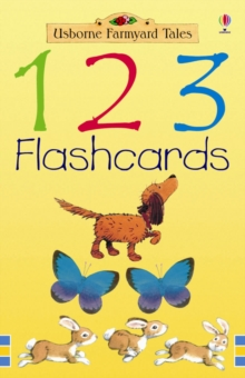 Farmyard Tales 123 Flashcards, Novelty book Book