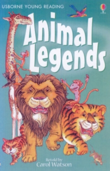 Animal Legends, Paperback