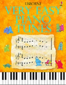 Very Easy Piano Tunes, Paperback