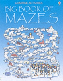 The Big Book of Mazes, Paperback Book