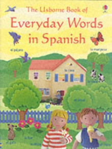 Everyday Words - Spanish, Hardback
