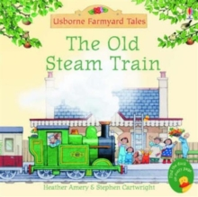 The Old Steam Train, Paperback Book