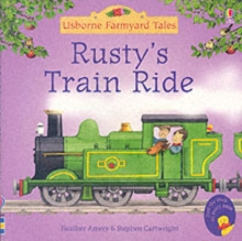 Rusty's Train Ride, Paperback