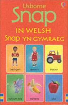 Snap Cards in Welsh, Cards