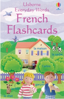 Everyday Words in French, Cards