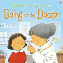 Going to the Doctor : Miniature Edition, Paperback Book