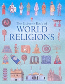 The Usborne Book of World Religions, Paperback