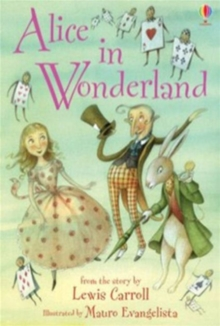 Alice in Wonderland, Hardback