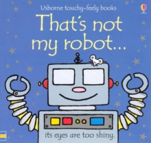 That's Not My Robot, Board book