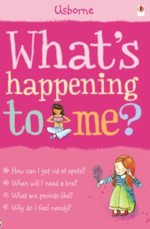 What's Happening to Me?, Paperback
