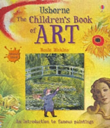 Children's Book of Art, Hardback