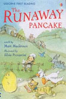 The Runaway Pancake : Level 4, Hardback