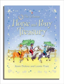 Horse and Pony Treasury, Hardback