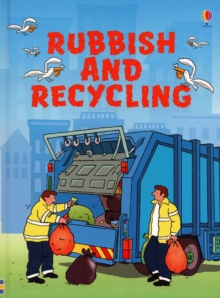 Rubbish and Recycling, Hardback Book