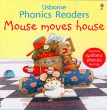 Mouse Moves House, Paperback Book