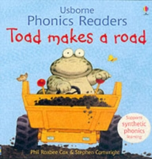 Toad Makes a Road, Paperback