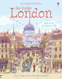 See Inside: London, Hardback Book