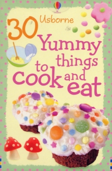 30 Yummy Things to Make and Cook, Cards