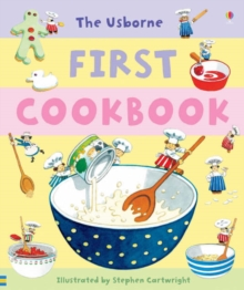 First Cookbook, Paperback