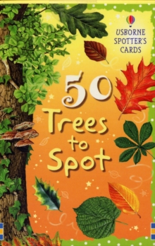 50 Trees to Spot, Cards Book
