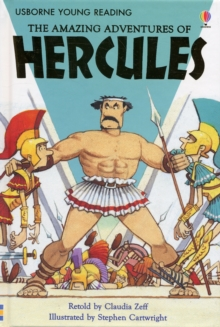 The Amazing Adventures of Hercules, Hardback Book