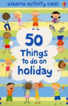 50 Things to Do on Holiday, Cards