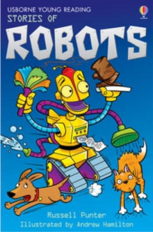 Stories of Robots, Hardback