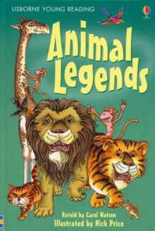 Animal Legends, Hardback