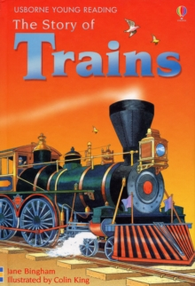 The Story of Trains, Hardback