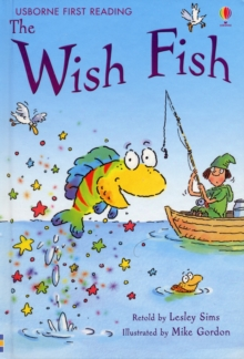 The Wish Fish, Hardback Book