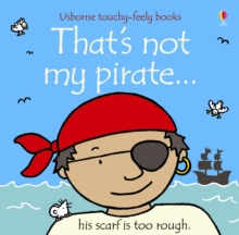That's Not My Pirate, Board book