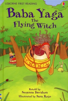 Baba Yaga the Flying Witch, Hardback Book