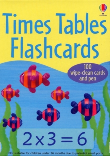 Times Tables Flashcards, Cards Book