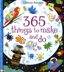 365 Things to Make and Do, Spiral bound