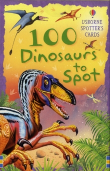 100 Dinosaurs to Spot, Cards
