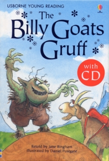 The Billy Goats Gruff, Mixed media product