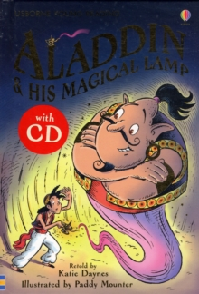 Aladdin and His Magical Lamp, Mixed media product