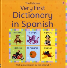 Very First Dictionary in Spanish, Hardback